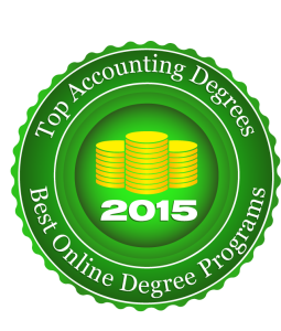 Top Accounting Degrees - Best Online Degree Programs 2015