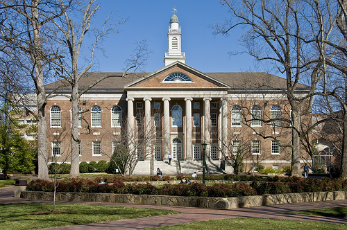 University of North Carolina Online Master's Degree in Accounting